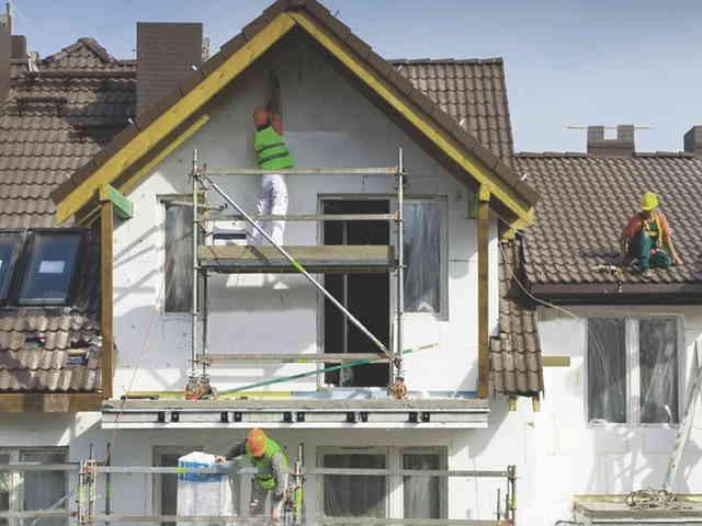 Материал для отделки фасада дома цоколя